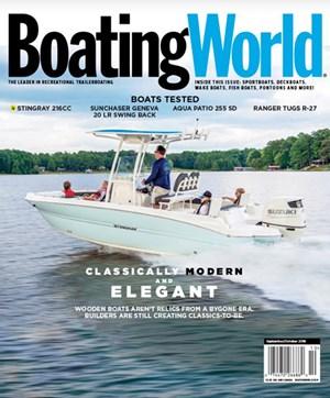 Boating World Magazine | 9/2019 Cover