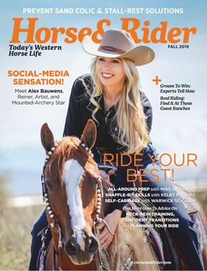 Horse & Rider Magazine | 9/2019 Cover