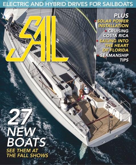 Sail Cover - 9/1/2019