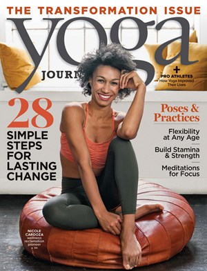 Yoga Journal Magazine | 9/2019 Cover