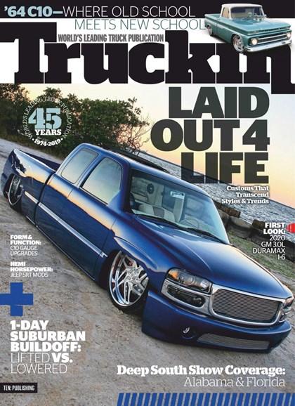 Truckin' Cover - 11/1/2019