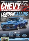 Chevy High Performance Magazine | 11/1/2019 Cover