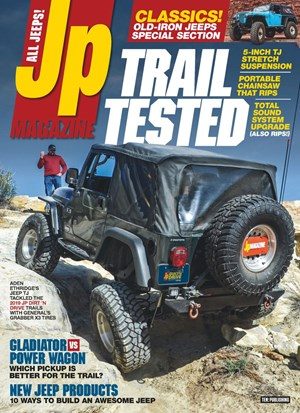 Jeep Magazine | 11/2019 Cover