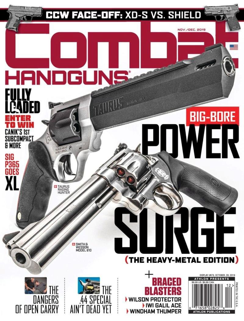 Best Price for Combat Handguns Magazine Subscription