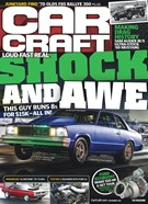 Car Craft Magazine 11/1/2019