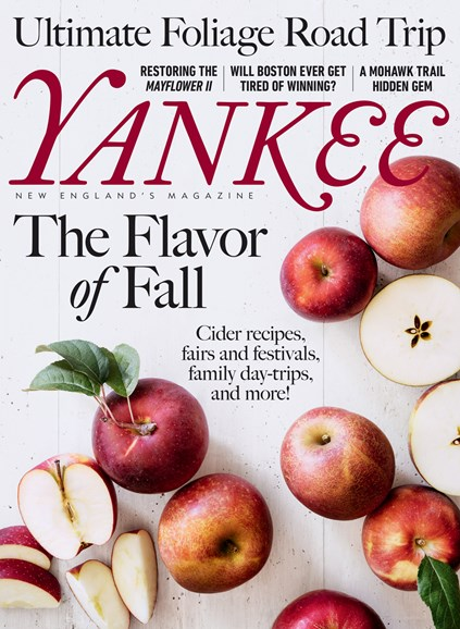 Yankee Cover - 9/1/2019