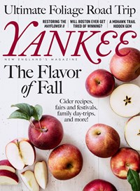 Yankee Magazine | 9/2019 Cover