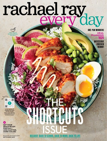 Rachael Ray Every Day Cover - 9/1/2019