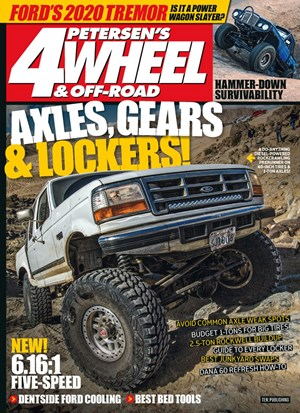 4 Wheel & Off-Road Magazine | 11/2019 Cover