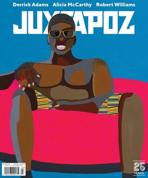 Juxtapoz Cover - 9/1/2019