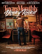 Texas Monthly Magazine 9/1/2019