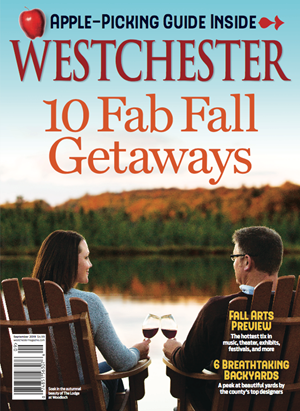 Westchester Magazine | 9/2019 Cover