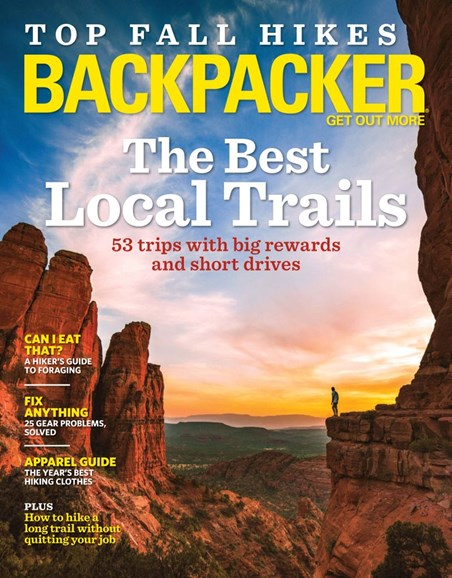 Backpacker Cover - 9/1/2019