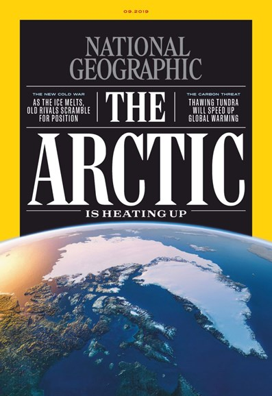 National Geographic Cover - 9/1/2019