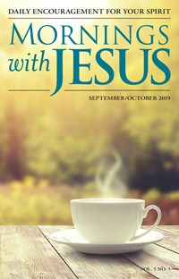 Mornings with Jesus | 9/2019 Cover
