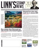 Linn's Stamp News Magazine 9/2/2019