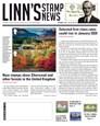 Linn's Stamp News Magazine | 9/2/2019 Cover