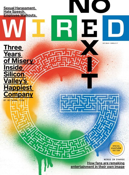 Wired Cover - 9/1/2019