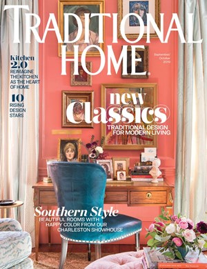 Traditional Home Magazine | 9/1/2019 Cover