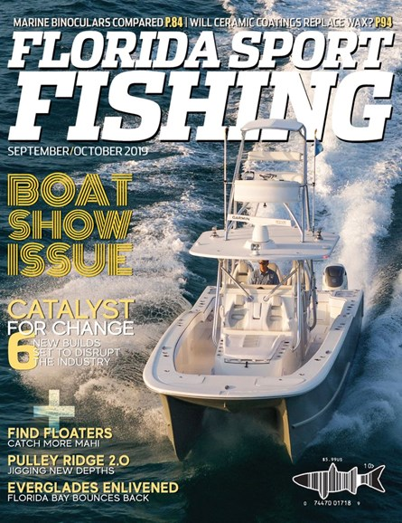 Florida Sport Fishing Cover - 9/1/2019