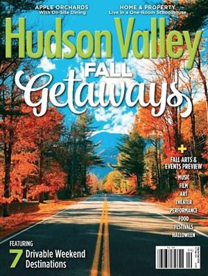 Hudson Valley Magazine | 9/2019 Cover