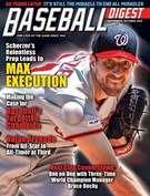 Baseball Digest Magazine 9/1/2019