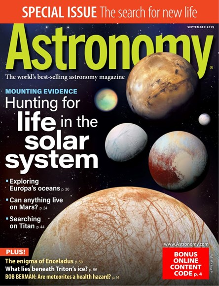 Astronomy Cover - 9/1/2019