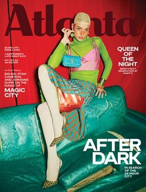 Atlanta Magazine | 9/2019 Cover