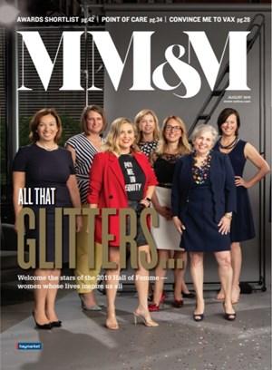 Medical Marketing & Media | 8/2019 Cover