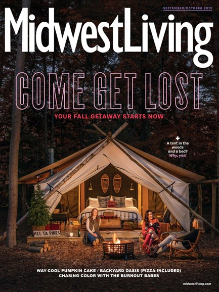 Midwest Living Cover - 9/1/2019