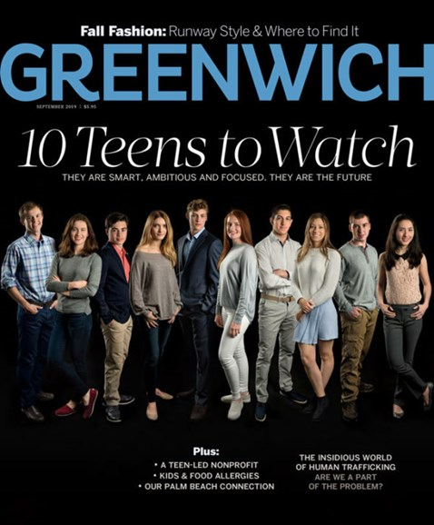 Greenwich Cover - 9/1/2019