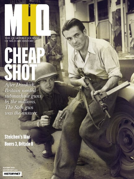 MHQ: Military History Quarterly Cover - 9/1/2019