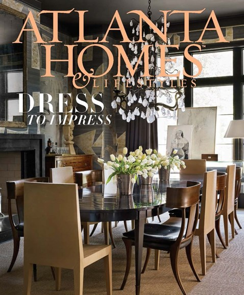 Atlanta Homes & Lifestyles Cover - 9/1/2019