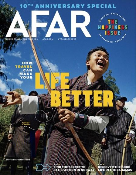AFAR Cover - 9/1/2019