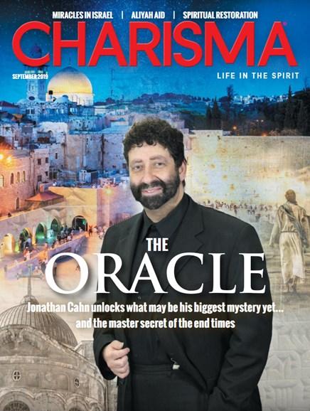 Charisma Cover - 9/1/2019