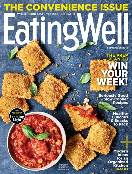 EatingWell Cover - 9/1/2019