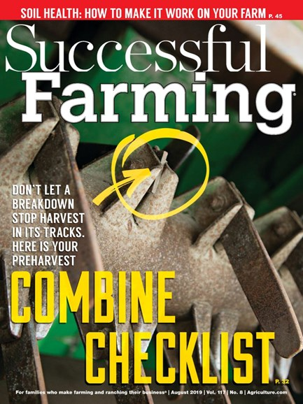 Successful Farming Cover - 8/1/2019