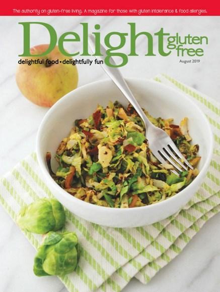 Delight Gluten Free Cover - 8/1/2019