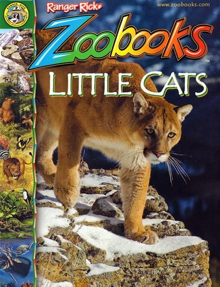 Zoobooks Cover - 10/1/2019