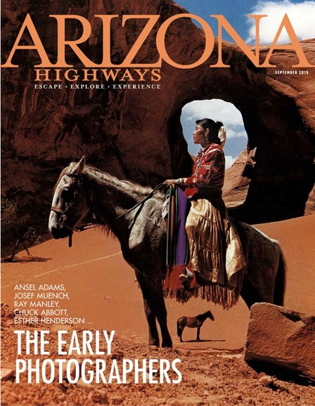 Arizona Highways Cover - 9/1/2019