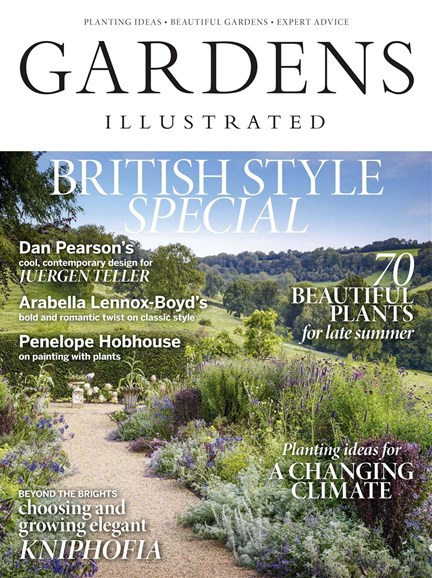 Gardens Illustrated Cover - 9/1/2019
