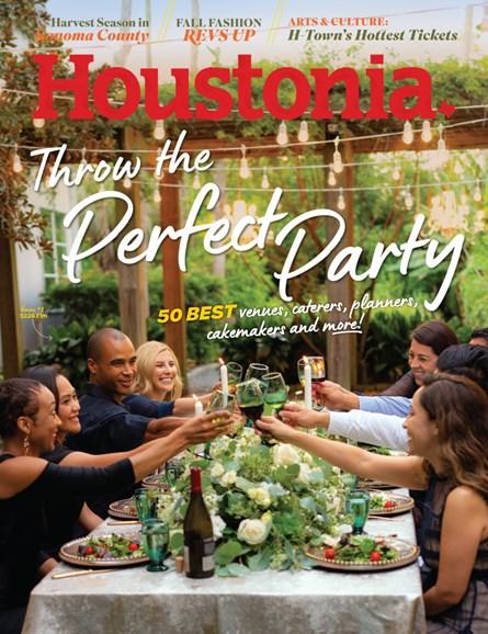 Houstonia Cover - 9/1/2019