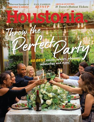 Houstonia Magazine | 9/2019 Cover