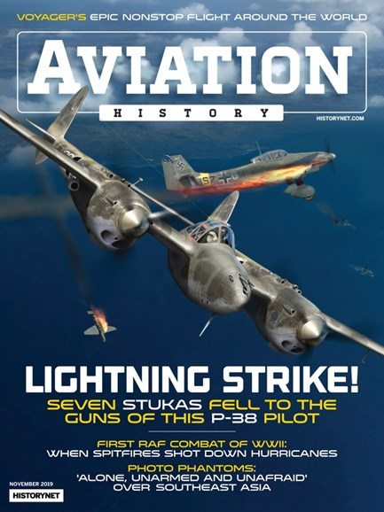 Aviation History Cover - 11/1/2019