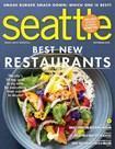Seattle Magazine | 9/1/2019 Cover