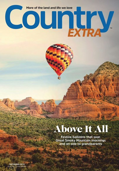 Country Extra Cover - 9/1/2019