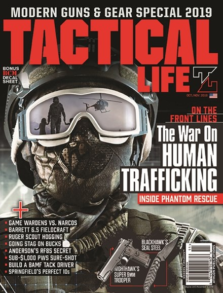 Tactical Life Cover - 10/1/2019