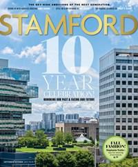 Stamford Magazine   9/2019 Cover