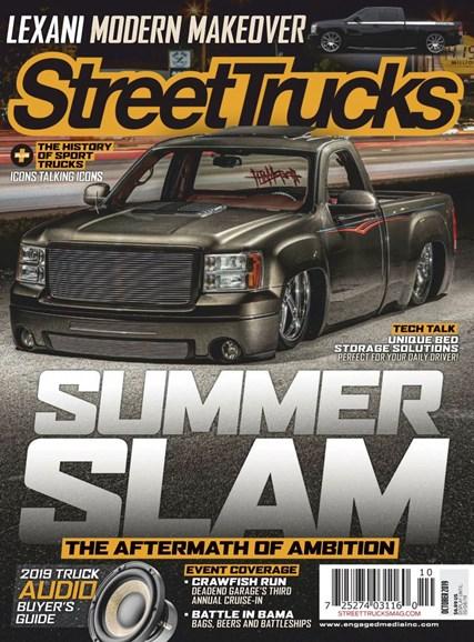 Street Trucks Cover - 10/1/2019