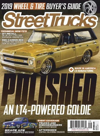Street Trucks Cover - 9/1/2019